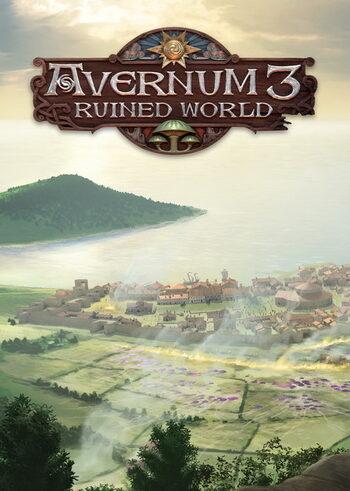 Avernum 3: Ruined World Steam Key GLOBAL