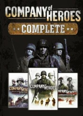 Company of Heroes Complete Edition Steam Key GLOBAL