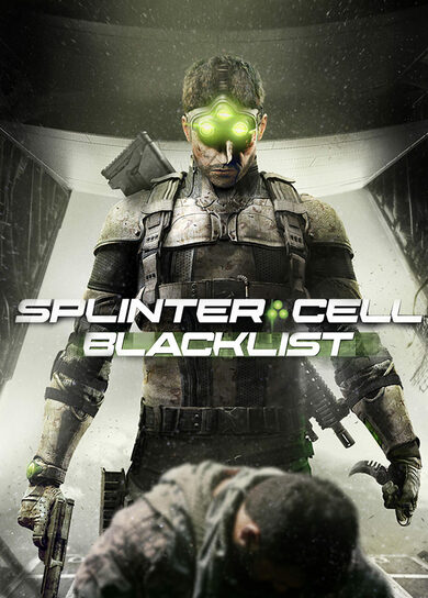Tom Clancys Splinter Cell Blacklist (Deluxe Edition) ubi.com Key EUROPE