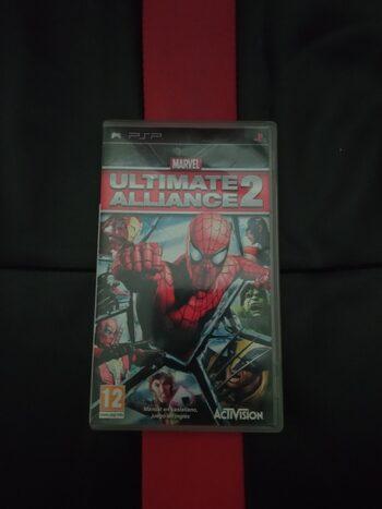 Marvel: Ultimate Alliance 2 PSP