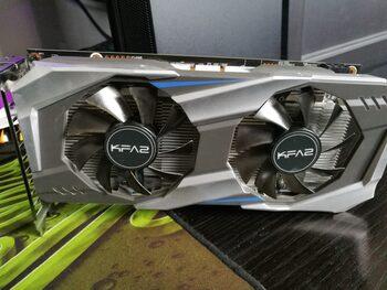 KFA2 GeForce GTX 1060 6GB 6 GB 1556-1771 Mhz PCIe x16 GPU