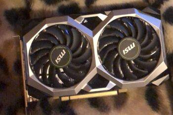 MSI GeForce GTX 1660 SUPER 6 GB 1530-1815 Mhz PCIe x16 GPU