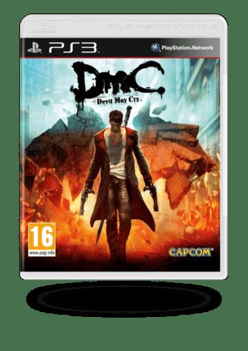 Devil May Cry PlayStation 3