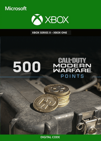 500 Call of Duty: Modern Warfare Points Xbox Live Key GLOBAL