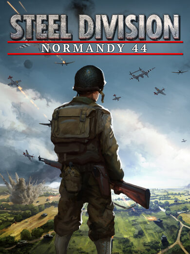 Steel Division: Normandy 44 Steam Key GLOBAL