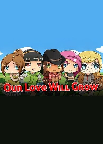 Our Love Will Grow Steam Key GLOBAL