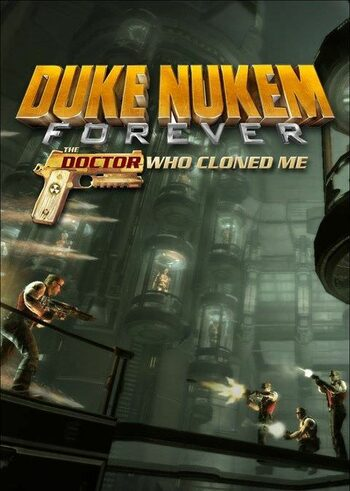Duke Nukem Forever - The Doctor Who Cloned Me (DLC) Steam Key GLOBAL