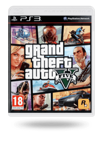 Grand Theft Auto V PlayStation 3