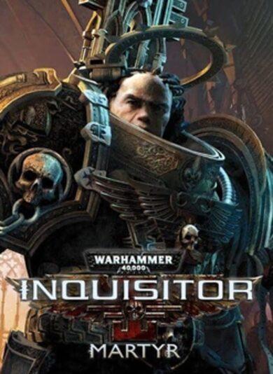 Warhammer 40,000: Inquisitor - Martyr Steam Key GLOBAL