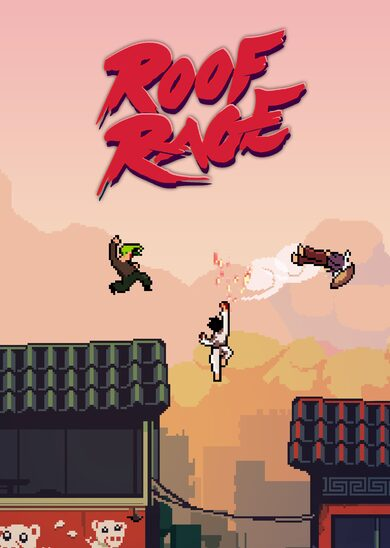 Roof Rage Steam Key GLOBAL
