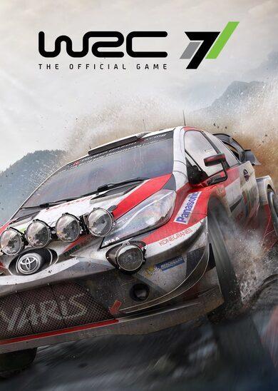 WRC 7: FIA World Rally Championship Steam Key GLOBAL