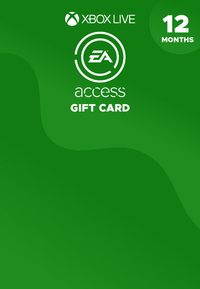 EA Access Pass Code 12 months Xbox Live Key GLOBAL