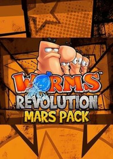 Worms Revolution - Mars Pack (DLC) Steam Key EUROPE