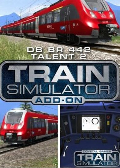 Train Simulator - DB BR 442 Talent 2 EMU Add-On (DLC) Steam Key EUROPE