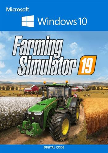 Farming Simulator 19 - Windows 10 Store Key EUROPE