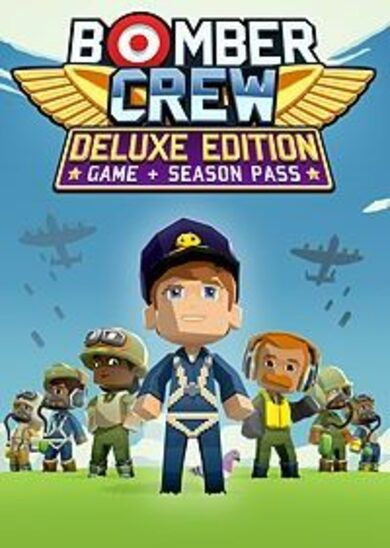 Bomber Crew - Deluxe Edition Steam Key GLOBAL