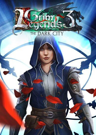 Grim Legends 3: The Dark City Steam Key GLOBAL