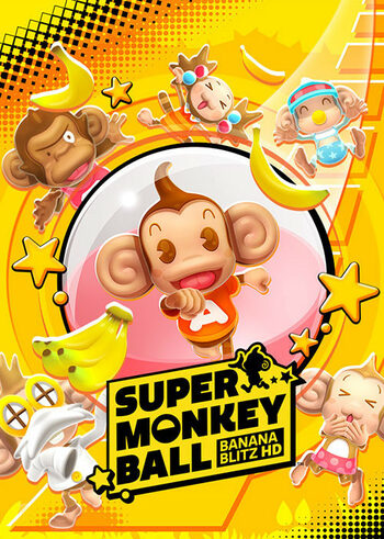 Super Monkey Ball Banana Blitz HD Steam Key GLOBAL