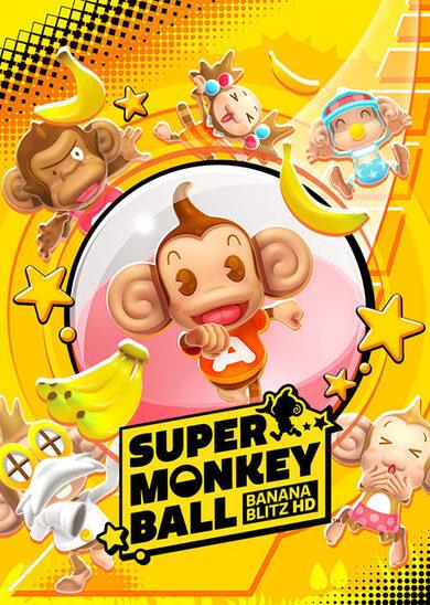 Super Monkey Ball Banana Blitz HD Steam Key GLOBAL