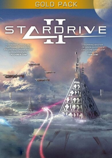 StarDrive 2 Gold Pack Steam Key GLOBAL