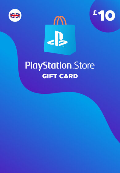 PlayStation Network Card 10 GBP (UK) PSN Key UNITED KINGDOM