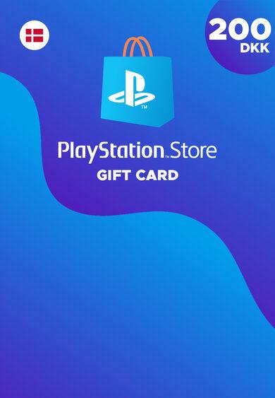 PlayStation Network Card 200 DKK (DK) PSN Key DENMARK