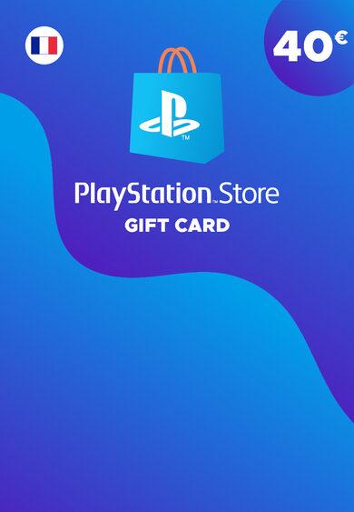 Playstation Network Card 40 EUR (FR) PSN Key FRANCE