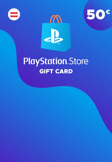 Playstation Network Card 50 EUR (AT) PSN Key AUSTRIA