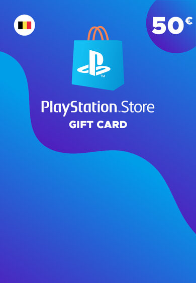 PlayStation Network Card 50 EUR (BE) PSN Key BELGIUM