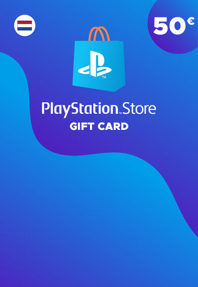 PlayStation Network Card 50 EUR (NL) PSN Key NETHERLANDS