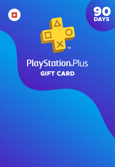 Playstation Plus Card 90 Days (CH) PSN Key SWITZERLAND