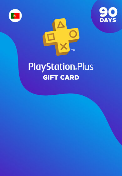 Playstation Plus Card 90 days (PT) PSN Key PORTUGAL