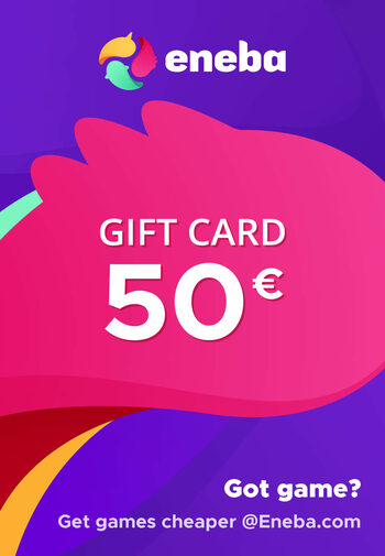 Eneba Gift Card 50 EUR GLOBAL