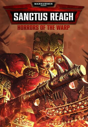 Warhammer 40,000: Sanctus Reach - Horrors of the Warp (DLC) Steam Key GLOBAL