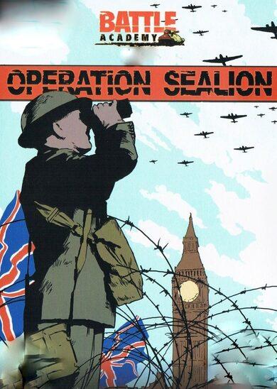 Battle Academy - Operation Sealion (DLC) Steam Key GLOBAL