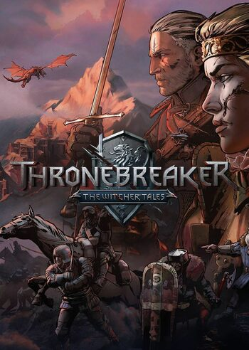 Thronebreaker: The Witcher Tales GOG.com Key GLOBAL