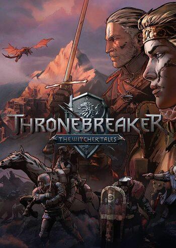 Thronebreaker: The Witcher Tales GOG.com Key GLOBAL