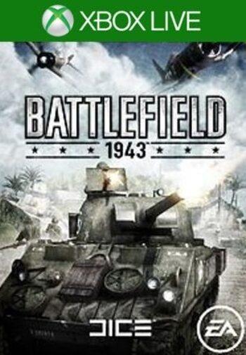 Battlefield 1943 XBOX LIVE Key GLOBAL