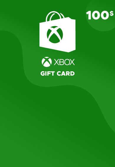 Xbox Live Gift Card 100 USD Xbox Live Key NORTH AMERICA