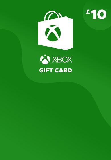 Xbox Live Gift Card 10 GBP Xbox Live Key UNITED KINGDOM