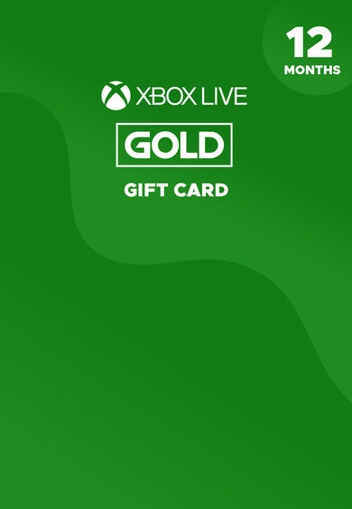 Xbox Live Gold 12 months Xbox Live Key GLOBAL