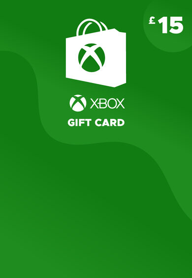 Xbox Live Gift Card 15 GBP Xbox Live Key UNITED KINGDOM