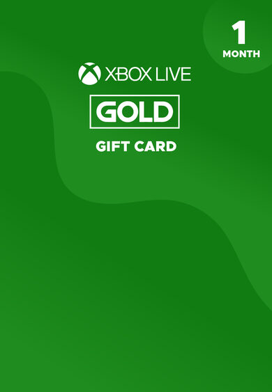Xbox Live Gold 1 month Xbox Live Key GLOBAL