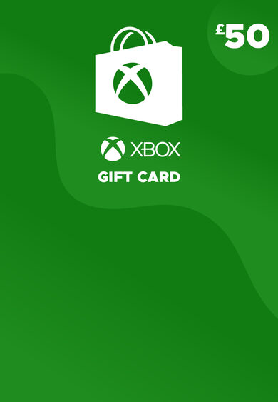 Xbox Live Gift Card 50 GBP Xbox Live Key UNITED KINGDOM