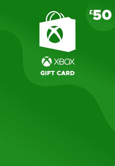 Xbox Live Gift Card 50 GBP Xbox Live Key UNITED KINGDOM