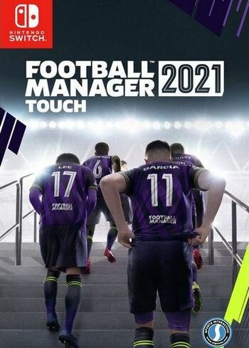Football Manager 2021 Touch (Nintendo Switch) eShop Key EUROPE