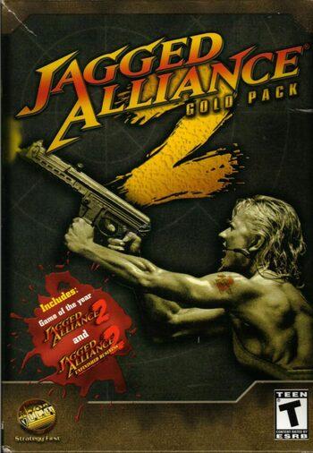 Jagged Alliance 2 Gold Steam Key GLOBAL