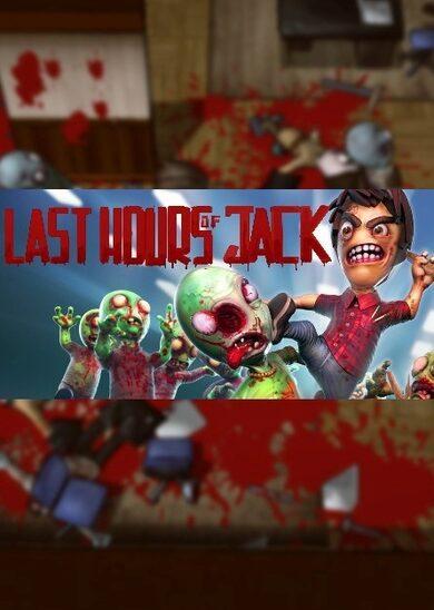 Last Hours Of Jack Steam Key GLOBAL