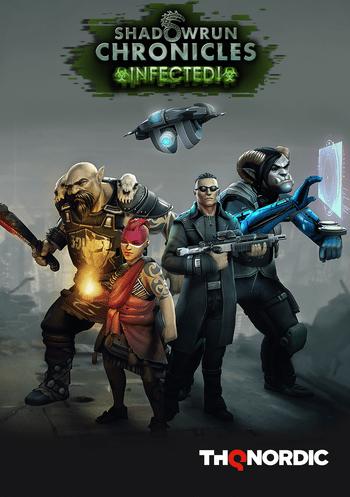 Shadowrun Chronicles: INFECTED Director's Cut Steam Key GLOBAL