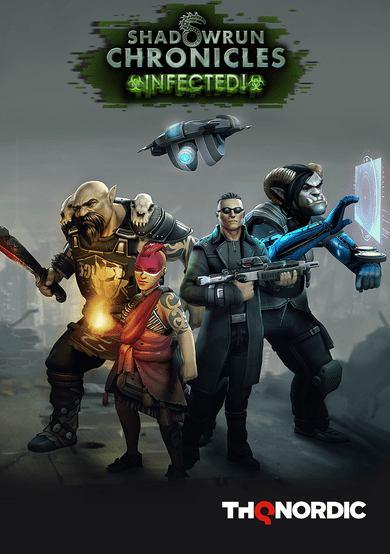Shadowrun Chronicles: INFECTED Director s Cut ()
